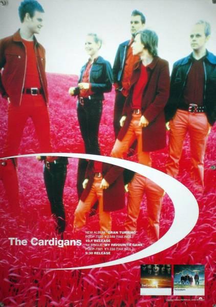 Cardigans カーディガンズ B2ポスター (1X04005)