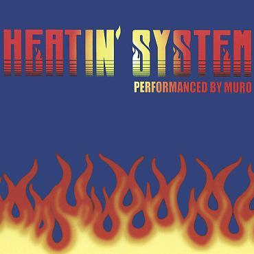 新品未開封 MIXCD DJ Muro Heatin'System Vol.2 ムロ ミックスCD_画像1