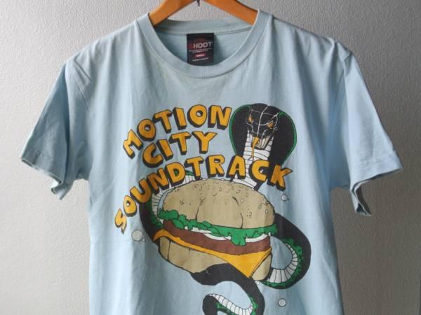 モーションシティサウンドトラック 08年ツアーTシャツ