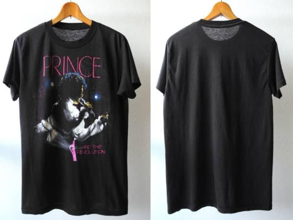 ビンテージ80s プリンス アンドザレヴォリューション Tシャツ