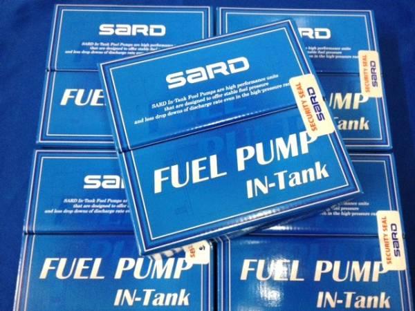 [ immediate payment ]SARD fuel pump 265L/h*GVB GRB GDB GC8 GRF GH8 VAB all-purpose