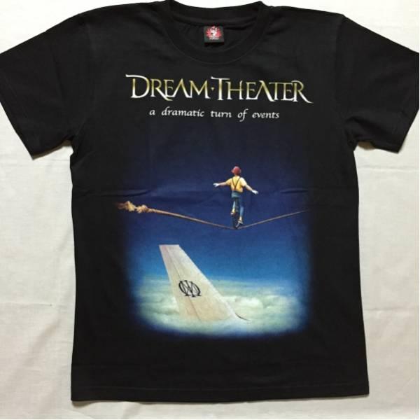 バンドTシャツ  ドリーム シアター(DREAM THEATER) w1 新品L