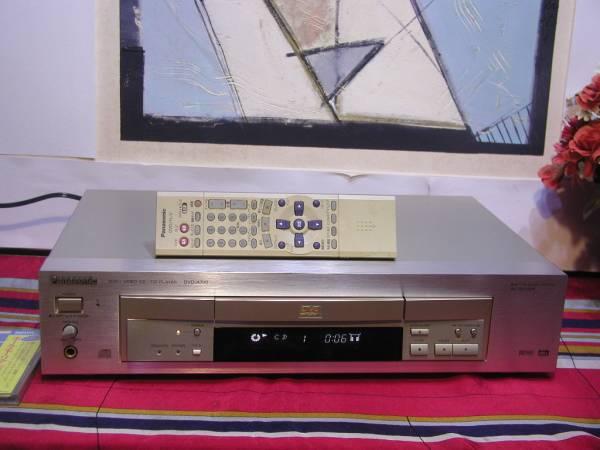 【高音質モデル】★☆パナソニック、DVD-A700CD/DVDプレーヤー当時79800 動作良好です★☆_良い音画質。