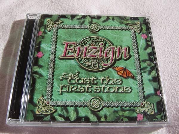 ENZIGN 「CAST THE FIRST STONE」 TEN関連 メロディアス・ハード系名盤_画像1