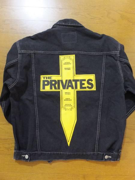 THE PRIVATES/プライベーツ/デニムジャケット/刺繍