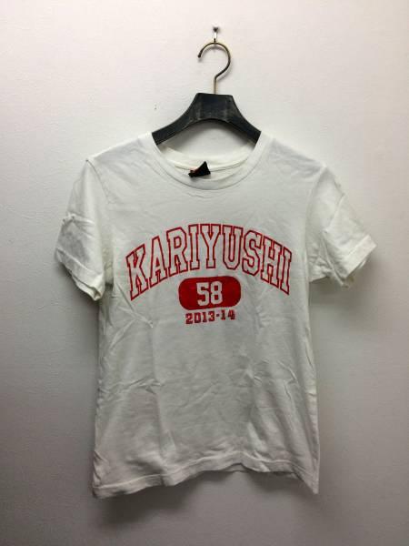 かりゆし58 KARIYUSHI58 Tシャツ バンドT ツアーT S