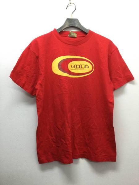 後藤真希 GOLD コンサートツアー 2003 秋 Tシャツ 赤 C8