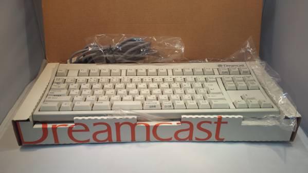 ◆DC キーボード メモリ マイク入力 コントローラセット_画像1