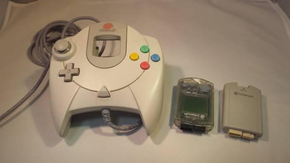 ◆DC キーボード メモリ マイク入力 コントローラセット_画像3