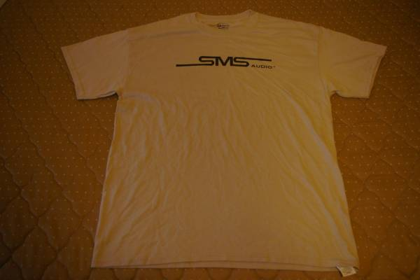 sms audio Tシャツ L/G/G