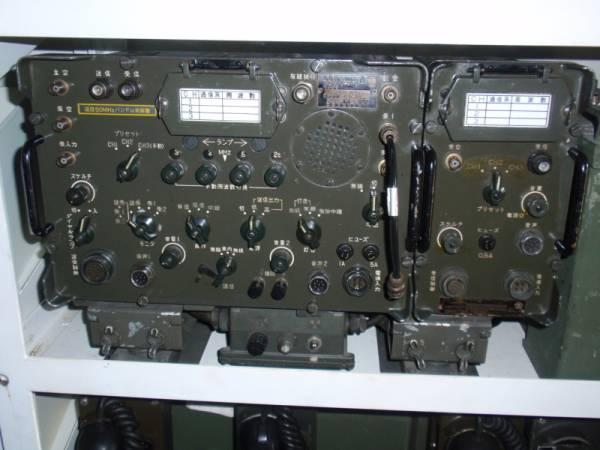 陸自JRT-F6無線機(スペシャル機)_画像1