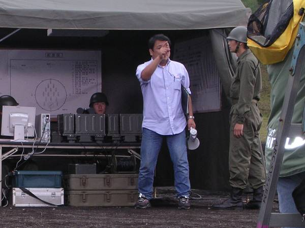 陸自JRT-F6無線機(スペシャル機)_戦国自衛隊1549(富士学校)