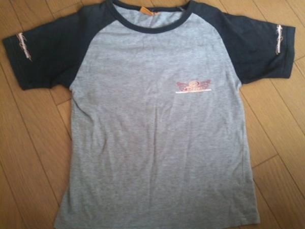 ■子供服男の子140 半袖Tシャツ グレー黒 PIKO_画像1