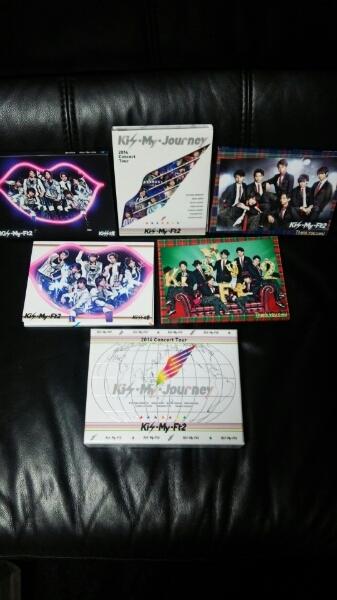 キスマイ CD DVD Kis-My-Ft2 ジャニーズ