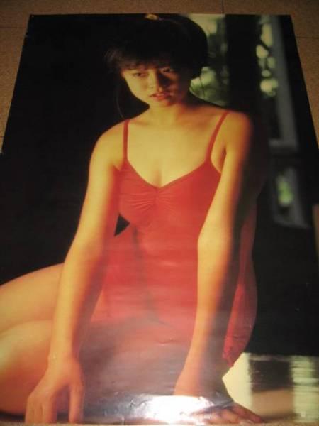 ◆ポスター◆中森明菜◆1982年◆非売品◆