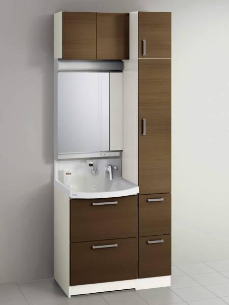 ⑭洗面台・ファンシオW900(オールスライド・2面鏡) ◆クリナップ