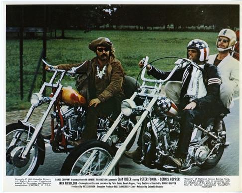 1969年映画 イージーライダー EASY RIDER ロビーカード二枚付き