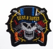 GUNS ROSES gun zen low zes badge dead stock