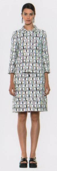 新品77%OFF マックスマーラ Max Mara デザインスカート オフホワイト 38サイズ_画像3