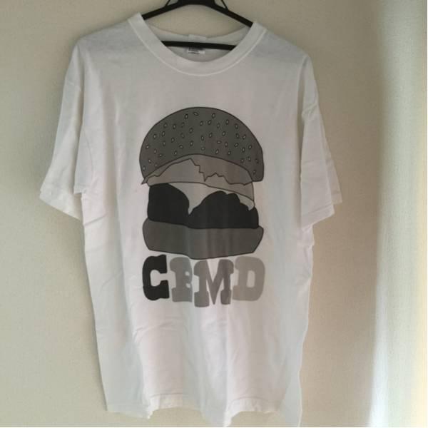 COMEBACK MY DAUGHTERS CBMD ハンバーガー Tシャツ L ホワイト