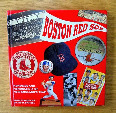 洋書●THE BOSTON RED SOX●ボストン・レッドソックス記念グッズ ノベルティー グッズの画像