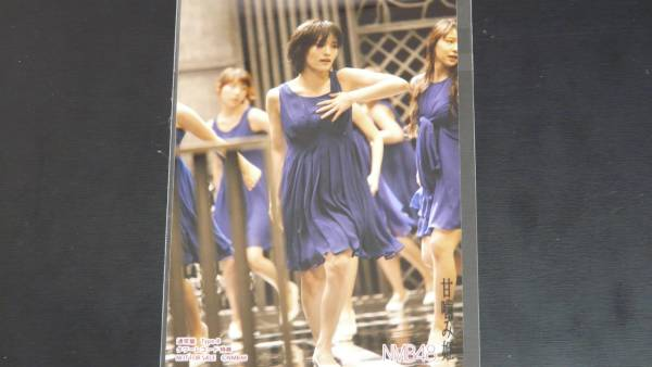 NMB48甘噛み姫タイプBタワーレコード店特典外付け山本彩タワレコ_画像1