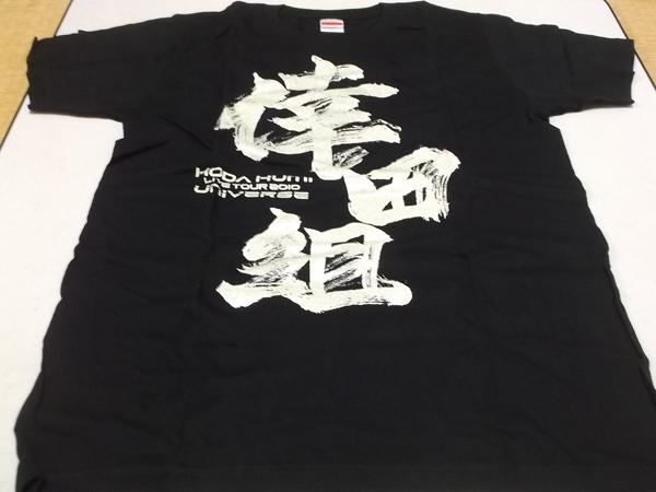 ▲ 倖田來未 ★ 倖田組 2010ツアー 【 Tシャツ 】新品♪ ライブグッズの画像