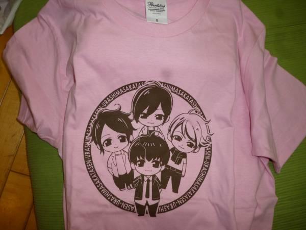 即決 ● 浦島坂田船 Tシャツ ピンク S