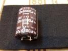 アルミ電解コンデンサ EKMH500VSN682MR40S 50V  6800μF 30×40  10個