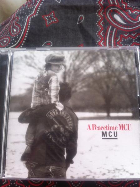 MCU アルバム A Peacetime MCU ...