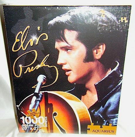 新価格!【ジグソーパズル】Elvis Presley/エルビス・プレスリー