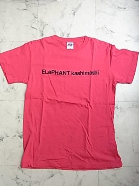エレファントカシマシ♪ロゴTシャツ☆ピンク*S*完売品♪エレカシ