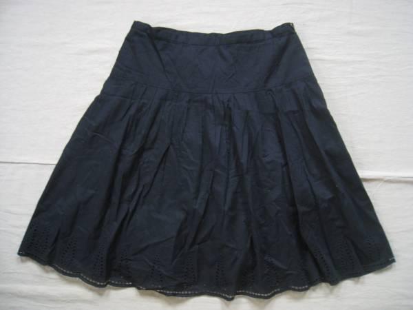 【美品!】 ★ Eddie Bauer / エディバウアー ★ 裾レーススカート P6