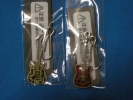 サントリー ギターアクセサリーストラップ 布袋モデル2種