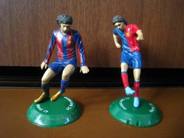 メッシ アルゼンチン代表FCバルセロナFT CHAMPSフィギュア人形16 グッズの画像