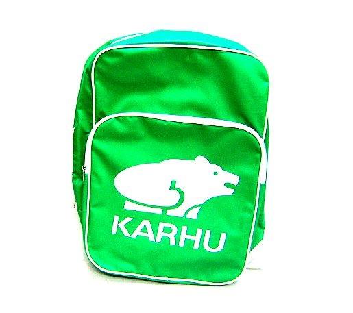 日本未入荷 KARHU カルフ 熊マークのリュックフィンランド北欧!