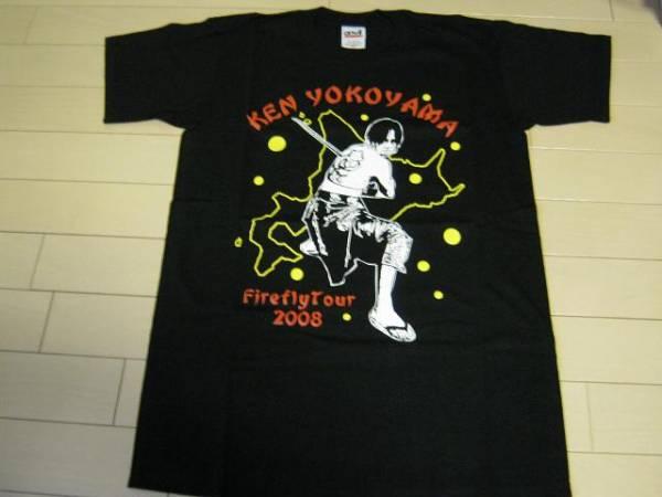 【新品】KEN YOKOYAMA Firefly Tour Tシャツ XSサイズ ライブグッズの画像