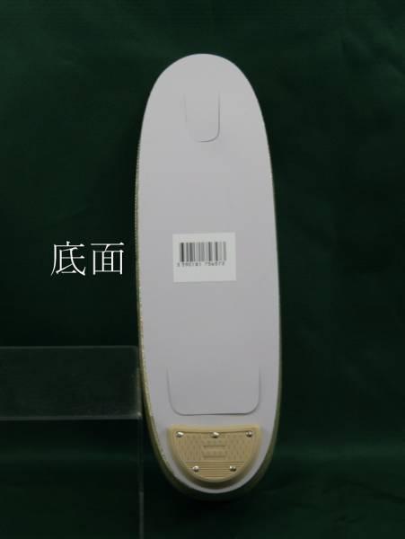 7.7センチの草履 銀_画像3