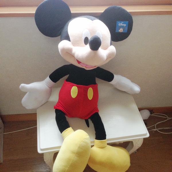 ミッキー ぬいぐるみ ディズニー 大きいてです マウス 格安