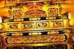 馬場仏壇「漆塗超高級仏壇」日本産製 蝋色塗 「浄土宗」間中