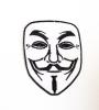 anonymousアノニマスワッペン デッドストック新品
