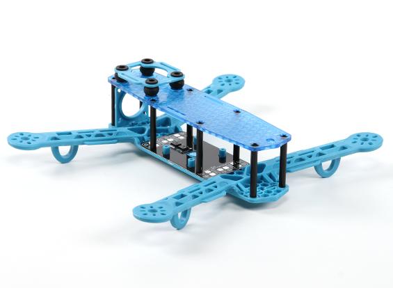 AquaPC★Color 250 Class FPV Racer Quadcopter Frame(Blue)★