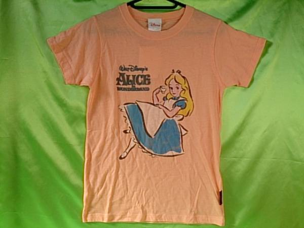 @ 不思議の国のアリス Tシャツ ディズニーストアー 未使用品 333 ディズニーグッズの画像