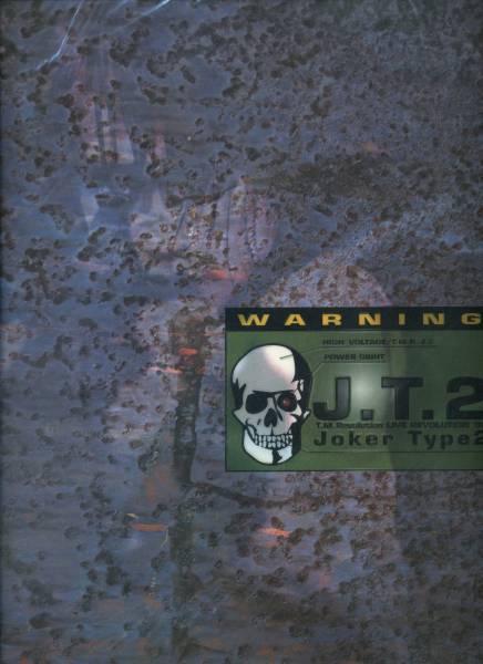 T.M.Revolution『Joker Type2』 ライブグッズの画像
