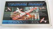 TECHONE 電動飛行機 セスナ182 新品