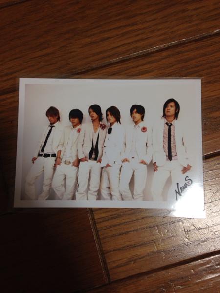 NEWS Concert Tour 2007 山下智久錦戸亮小山加藤増田手越 写真3