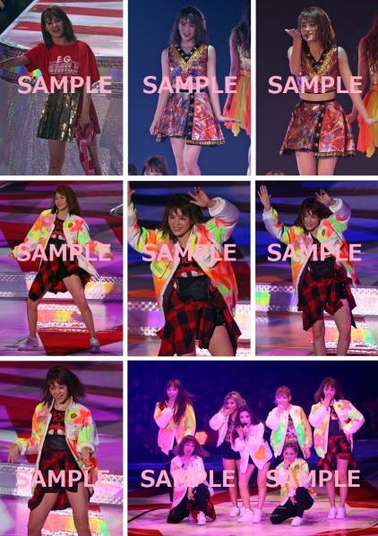 楓『E-girls LIVE TOUR 2016 ~E.G. SMILE~』生写真A