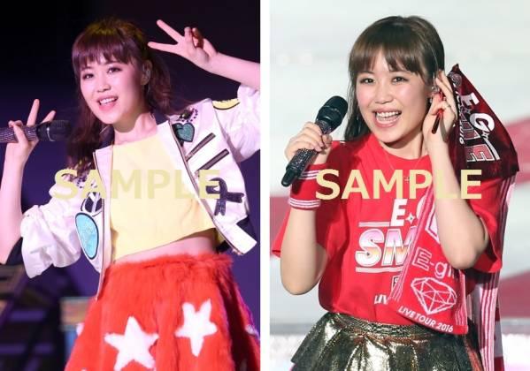 鷲尾伶菜『E-girls LIVE TOUR 2016 ~E.G. SMILE~』生写真B