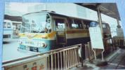 大井川鉄道バスを昭和50年に新静岡バスセンターにて撮影、全4枚