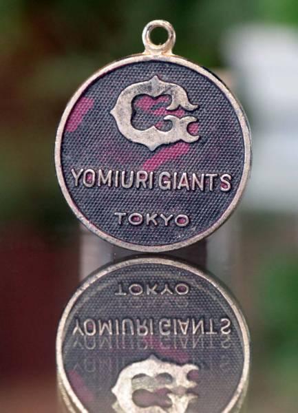 野球 巨人 Yomiuri Giants メダル 読売 メダル Jintan 仁丹